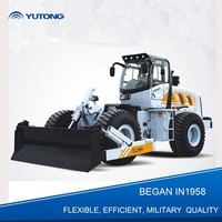 YUTONG Military Quality And Efficient Wheel Dozer