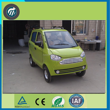 Electric car full cover new car disabled electric cars with eec / dot
