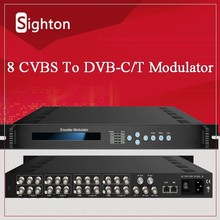 mpeg2 video encoding RF output or ASI and IP output av digital modulator