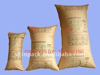 Best seller dunnage air bag,the best transport safety guard for your cargo