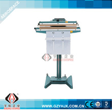 Foot Pedal Sealing and Cutting Machine