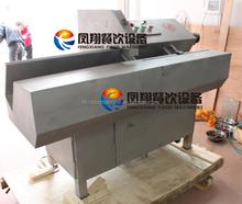 FC-42 industrial automatic pork steak chopping machine (SKYPE: wulihuaflower)
