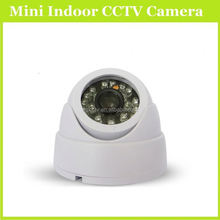 700TVL Indoor Rotating Dome 940nm live video camera With 3.6mm Megapixel Wide Angle Lens