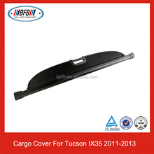2011 2012 2013 Cargo Cover Retractable Luggage Cover For Tucson IX35