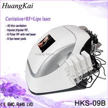 Powerful cavitation RF weight loss