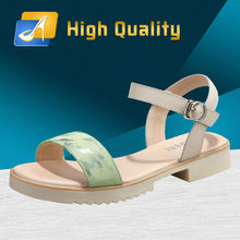 Wholesale Comfortable Fashion Casual Woman Sandal For 2014