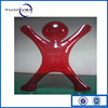 Plastic Transparent Acrylic Dyeing Prototypes