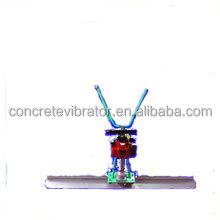 Concrete vibrating screed surface finishing screed concrete vibrator with Honda GX35 engine