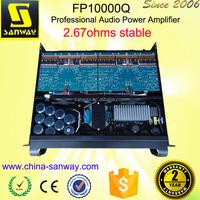 FP series Audio Power Amplifier FP10000Q