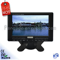 7 inch LCD TV best selling portable TV