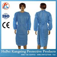 SMS Hospital Smock Gown Disposable Medical Gown