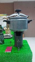 Bois de biomasse poêle à granulés / pellets poêle à chaudière