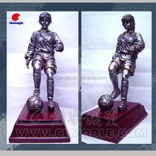 Soccer Resin Trophy, Sports Award Trophy , Trophy Art & Craft