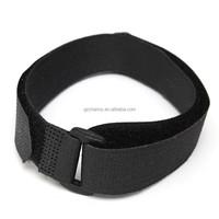 Brand New 1pcs Reusable Black 20x450MM Nylon Tie Down Straps Cam Buckle Wrap Band luggage Strap