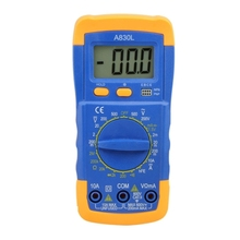 A830L Multifunction Tester LCD Screen Display Digital Multimeter