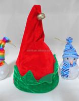 2014 High Quality dancing christmas hats musical dancing hat / santa musical dancing hat