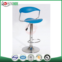 Office chair manufacturer ISO 9001 Factory hydraulic adjustable bar stool