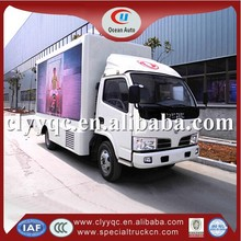 dongfeng 4*2 led mobile truck for sale