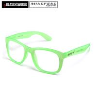 Custom Quality Fluorescent Dark Frame glasses Party Glasses Chrismas Eyeglasses