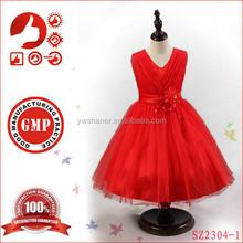 Hot sale baby girl party dress children frocks designs best selling wedding girls dress boutique western frocks gift dress
