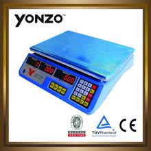 New design Scale, Blue color 30kg Balance