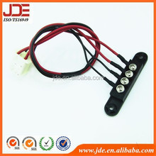 PVC bimetallic motorcycle cable connector wire harness