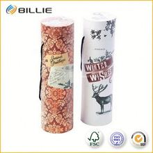 2015 popular cardboard cylinder packaging box