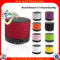 2015 Customized Logo Promotional Gifts Protable Bluetooth Wireless Portable Speaker