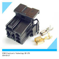 5 Pin Electrical Wire Connector Plug