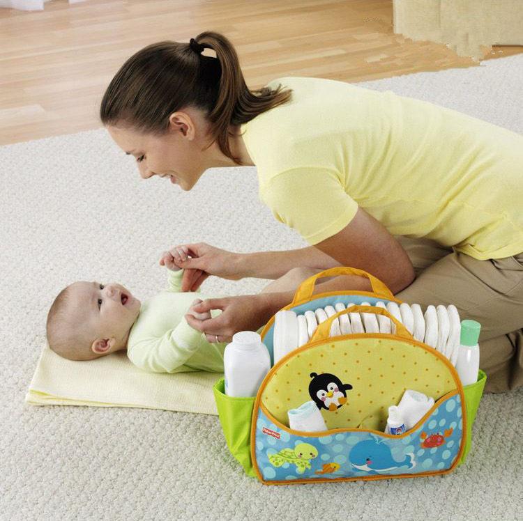 Baby in Diaper Walking Factory Price Baby Walking