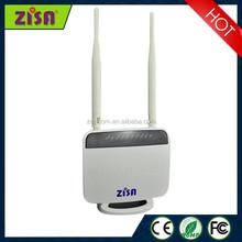 300Mbps 4 Lan ports wireless USB adsl router modem