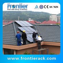Tile Roof Solar Panels Mounting Brackets