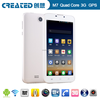 Hot sale quad core 3G phone call 6 inch android tablet pc