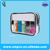 2014 New Design Clear PVC bag for cosmetic in bone shape