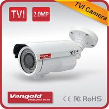 HD-TVI Intelligent Video Analysis on full panoramic overview outdoor 2mp bullet