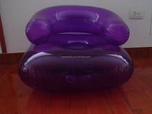 Inflatable promotion kids sofa air sofa children sofa