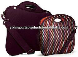 hot sale stylish neoprene laptop sleeves with handle