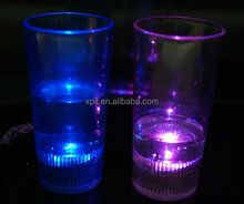 Good Factory Price Promotional Glowing Liquid Activated Cups For Cold Drink