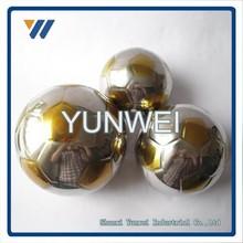garden ornament polish mild steel sphere