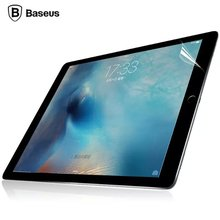Original BASEUS Anti-scratch Screen Protector For iPad Pro Clear Screen Protective Film MT-4671