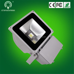 AC85-265V 50HZ widely used COB 100w waterproof architectural led flood lighting