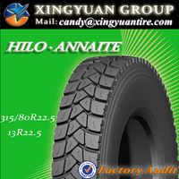 HILO&ANNAITE&AMBERSTONE All steel radial truck tyre manufacturer,heavy duty radial truck tyres factory ,ISO ECE S-MARK TYRES