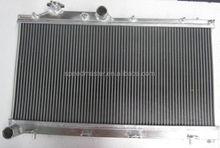 Auto Aluminum radiator for Subaru sti 2008+