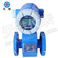 electromagnética de flujo de agua contador totalizador