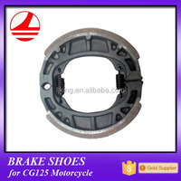 Factory CG125 motorcycle spare parts brake shoe motorized bicycle