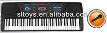 61 keys Multifunction electronic keyboard piano toy MQ6118