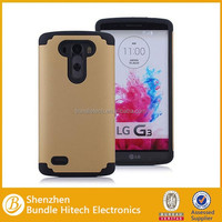 Rubber Armor Defender tpu Case Cover Skin For LG G3,for lg g3 tpu phone case
