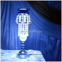 Shenzhen IDA crystal flower stand centerpieces/wedding centerpiece stand/wedding centerpieces crystal