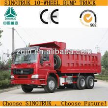 SINOTRUK 6x4 howo tipper truck daewoo dump truck