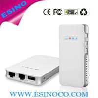 Portable Mini wifi router / 3g wifi router /free wireless mobile internet access
